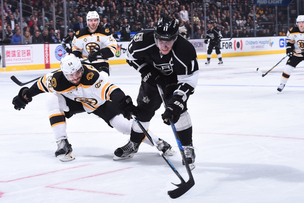 Lost important points vs Bruins