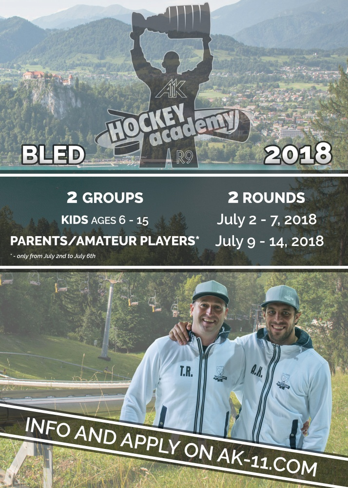 Sign up to Hockey Academy 2018