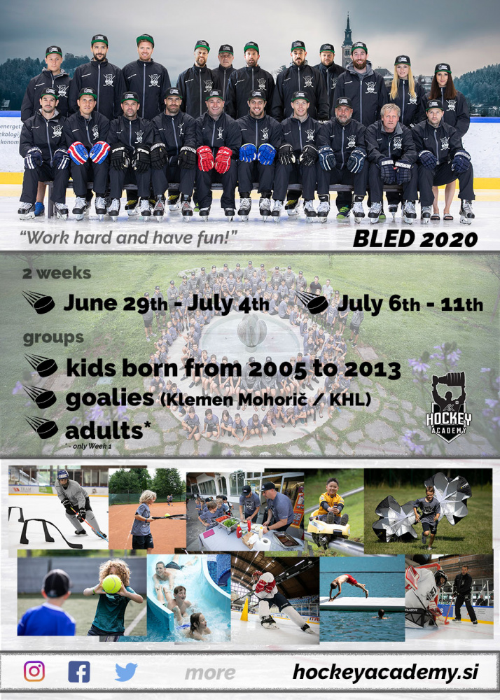Application form for Hockey Academy 2020 is OPEN