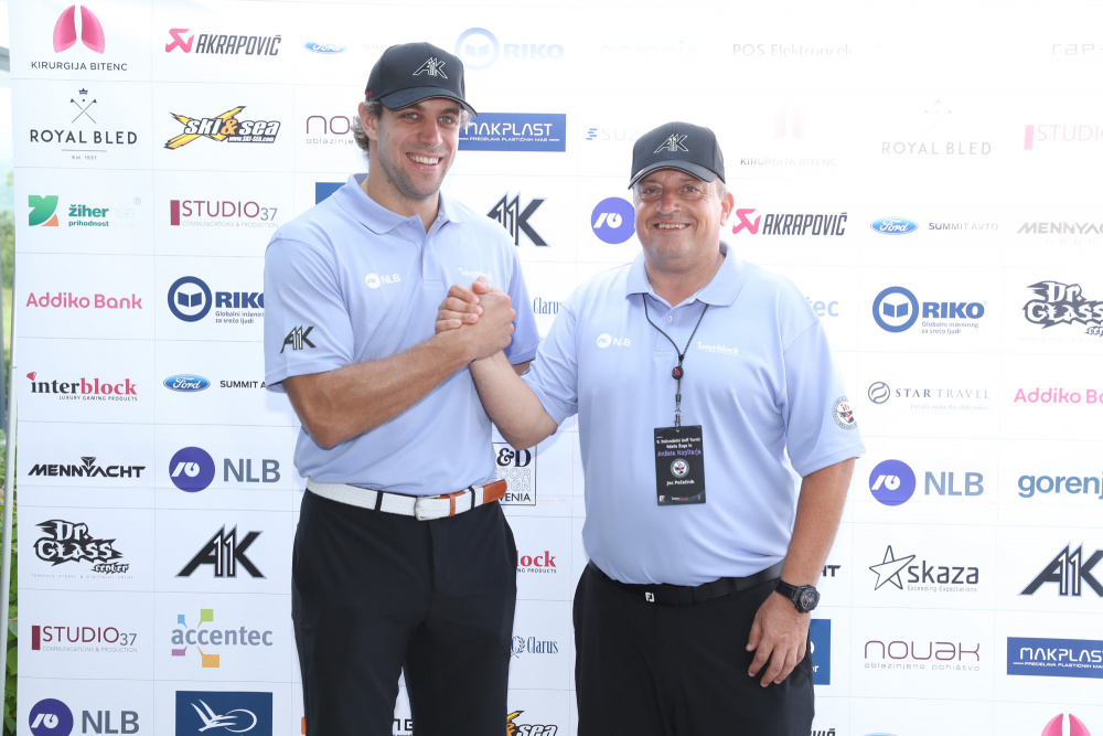 Anže Kopitar and Joc Pečečnik join forces to break records for charity
